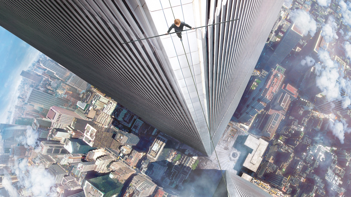 review: the walk (2015)